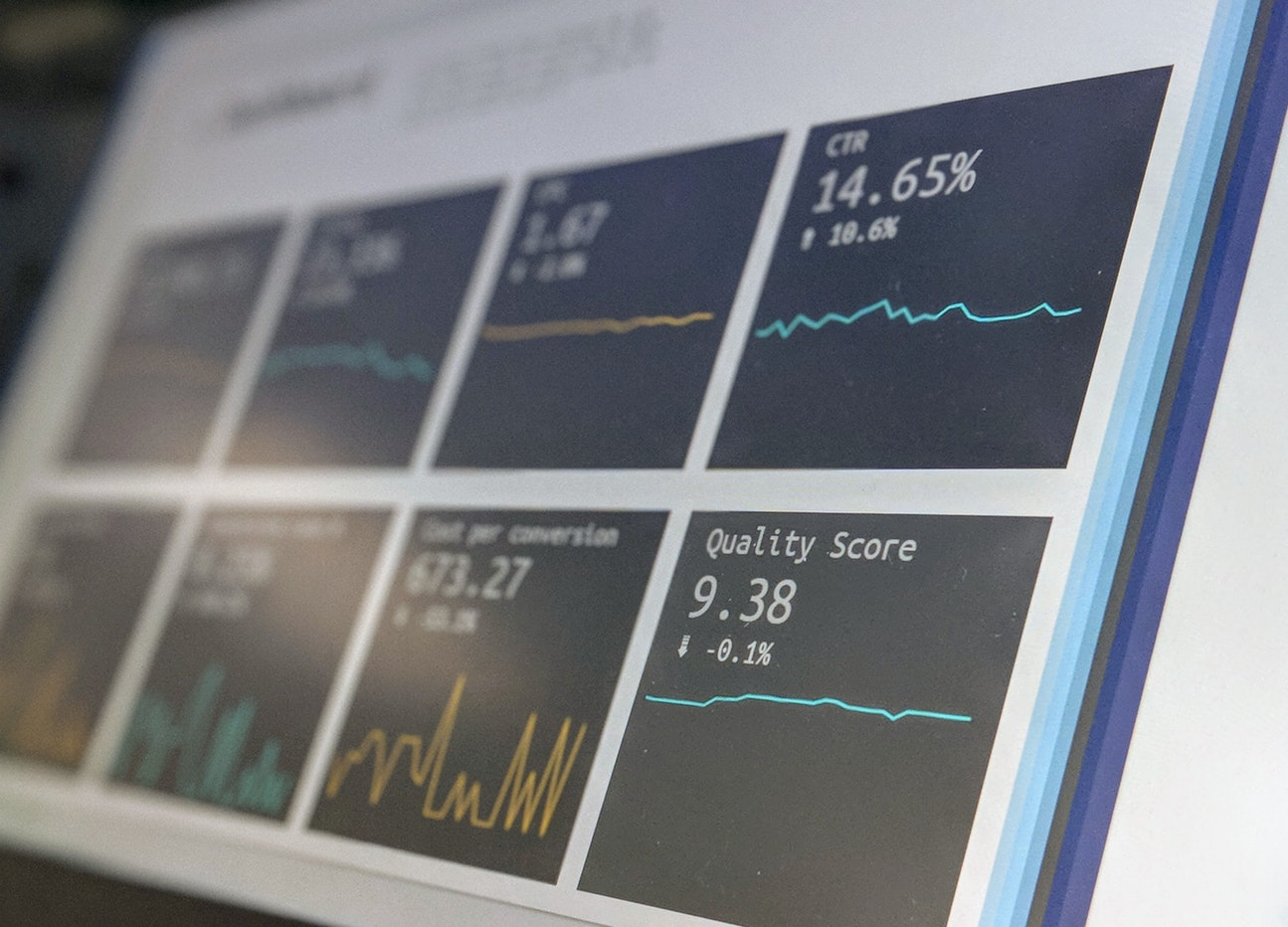 References for Best Practices in Dashboard Design